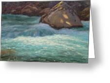 Holyford Water Greeting Card