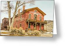 Hotel Meade Greeting Card