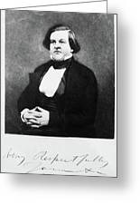 Howell Cobb (1815-1868) Greeting Card