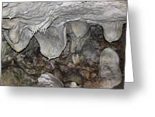 In The Cave Greeting Card
