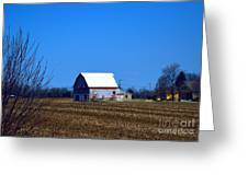 In The Heartland Greeting Card