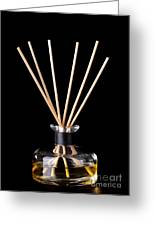 Incense Sticks Greeting Card