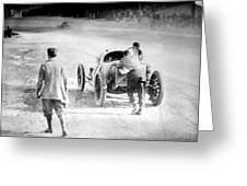 Indianapolis 500, 1912 Greeting Card