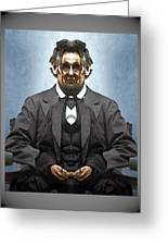 Inner Lincoln Greeting Card