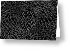Inter-woven Greeting Card