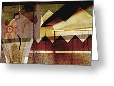 Interstate 10- Exit 259a- 29th St / Silverlake Rd Underpass- Rectangle Remix Greeting Card