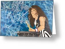 Iron Maiden Greeting Card