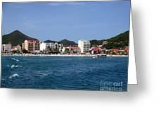 Island Life Greeting Card