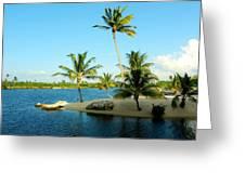 Isle @ Camana Bay Greeting Card
