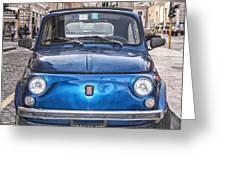 Italia Classico Greeting Card