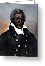 James Armistead Lafayette Greeting Card