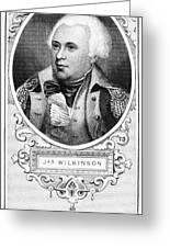 James Wilkinson (1757-1825) Greeting Card