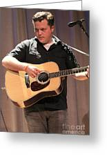 Jason Isbell Greeting Card