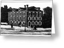 Jefferson's House, 1776 Greeting Card