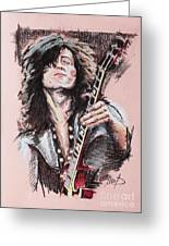 Jimmy Page 1 Greeting Card