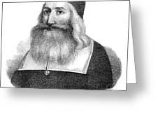 John Clark (1598-1664) Greeting Card