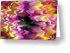 Jowey Gipsy Abstract Greeting Card