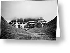 Kailash Mountain North Slope Greeting Card