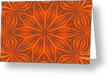 Kaleidoscope 32 Greeting Card