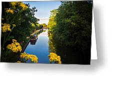 Kennet And Avon Canal Greeting Card