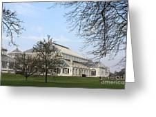 Kew Gardens London Greeting Card
