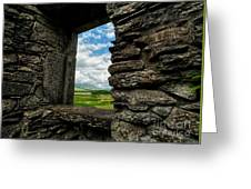 Kilchurn Castle Greeting Card