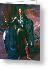 King James II Of England (1633-1701) Greeting Card
