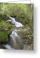 Kinsman Notch - Woodstock New Hampshire Greeting Card