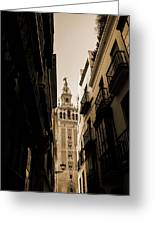 La Giralda - Seville Spain Greeting Card