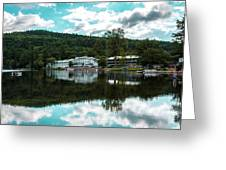 Lake Morey Inn And Resort Greeting Card