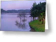 Lake Pateira V Greeting Card