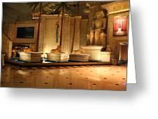 Las Vegas - Luxor Casino - 12122 Greeting Card by DC Photographer
