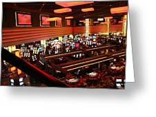 Las Vegas - Planet Hollywood Casino - 12123 Greeting Card