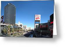 Las Vegas - The Srip - 12121 Greeting Card