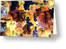 Late Harvest 3 Greeting Card