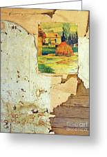 Left Behind Greeting Card by Joe Jake Pratt