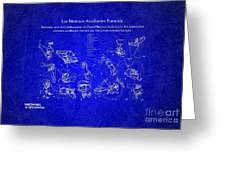 Les Moteurs Auxiliaries Francais Greeting Card