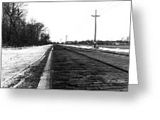 Lincoln Highway Greeting Card