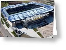 Livestrong Sporting Park Kansas City Greeting Card
