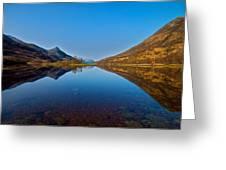 Loch Leven Greeting Card