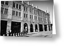 London Fire Brigade Headquarters Union Street Southwark England Uk Greeting Card