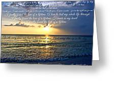 Love Of A Lifetime Greeting Card