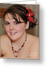Lovely Rachel Greeting Card