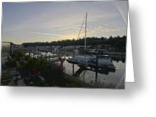 Lucy's Home Port Greeting Card