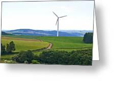 Luxemburg Views Greeting Card