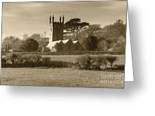 Mabe Church Greeting Card