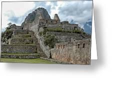 Machu Picchu - 2 Greeting Card