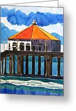 Manhattan Beach California Greeting Card