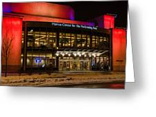 Marcus Center For The Performing Arts  Greeting Card