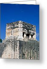 Mayan Ruins Greeting Card